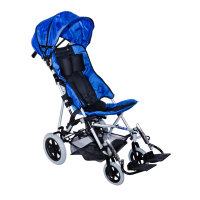 Comfort Plus DM-BOSS Mavi Engelli Pediatrik Baston Puset